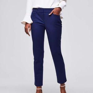 Loft Navy Blue Pants